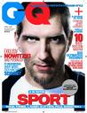 Der deutsche Basketball-Superstar Dirk Nowitzki