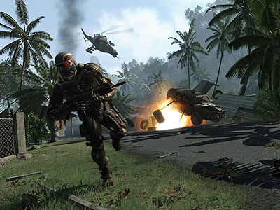 Crysis - ein Science Fiction-Ego-Shooter