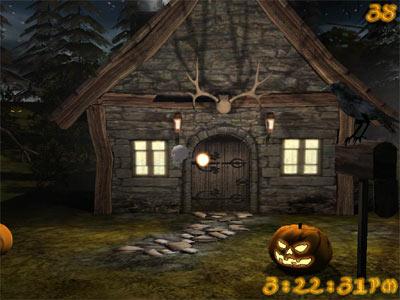 3D Halloween Bildschirmschoner - Screensaver download