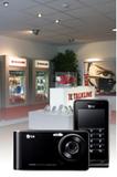 Talklines Alternative zum iPhone heißt LG Viewty