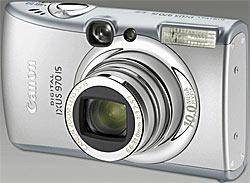 Canon Digital IXUS 970 IS Digitalkamera
