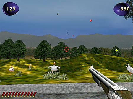 Ostern - freeware Game - Moorhuhn-Variante