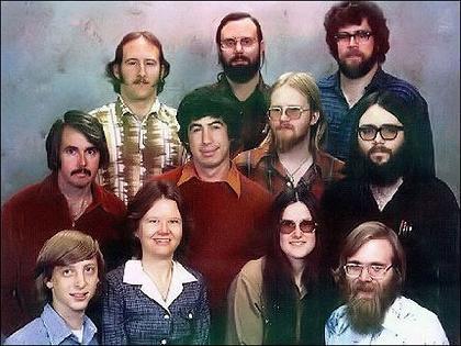Microsoft im Jahr 1978