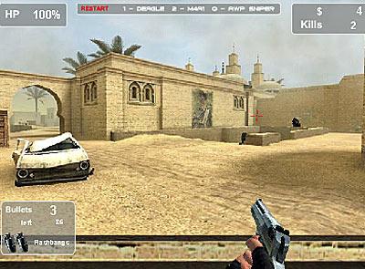 Flash Strike - Counter Strike Onlinespiel