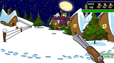 Weihnachten Flash Game
